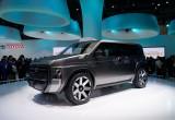 [TMS2017] Toyota Tj Cruiser: Khai phá phong cách mới