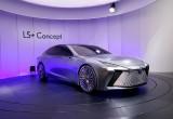 [TMS2017] Lexus LS+ Concept: Tương lai của LS sẽ có công nghệ tự lái