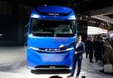 [TMS 2017] FUSO ra mắt thương hiệu E-FUSO – Phát triển xe thương mại chạy điện