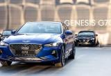 Genesis G70: Cạnh tranh với người Đức
