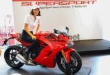 Ducati SuperSport hoàn toàn mới