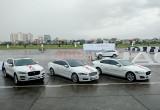 Jaguar lần đầu tiên mang chương trình trải nghiệm xe tới VN