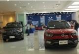 SsangYong – Thương hiệu ôtô Hàn Quốc trở lại Việt Nam