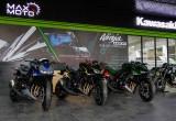 Kawasaki Z900 và Z1000 2018 – Màu mới, giá không đổi