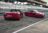 Porsche ra mắt 718 GTS với động cơ 365 mã lực