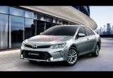 Toyota Camry mới 2017, giá từ 1 tỷ