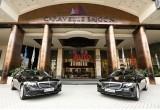 Khách sạn Caravelle Sài Gòn tậu E200 để đưa đón khách