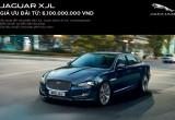 Ưu đãi hấp dẫn khi mua Jaguar trong tháng 10