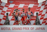 MotoGP chặng Nhật Bản – Dovizioso thắng thuyết phục