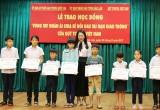 """Toyota VN trao tặng học bổng """"Vòng tay nhân ái"""" tại Đắk Lắk"""