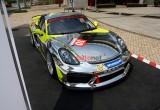 Diện kiến Porsche Cayman GT4 ClubSport MR tại Việt Nam