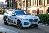 Jaguar Land Rover lần đầu tiên thử nghiệm tính năng tự lái