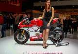 Gian trưng bày Ducati lôi cuốn mạnh mẽ tại EICMA 2017