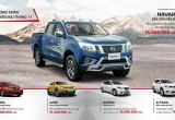Nissan Việt Nam khuyến mãi lớn trong tháng 11/2017