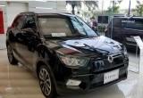 SsangYong tung chương trình khuyến mãi mua xe cuối năm