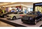 """Triển lãm Bentley """"BeExtraordinary Tour"""" diễn ra tại Tp.HCM"""