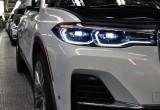 BMW nhá hàng X7 mới