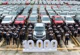 10.000 xe đã được Chevrolet Việt Nam bán ra trong 2017