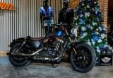 Ấn tượng Harley-Davidson Forty-Eight bản kỷ niệm 115 năm