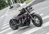 Harley-Davidson Forty-Eight độ đầy sức hút