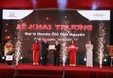 Honda ôtô Thái Nguyên trở thành đại lý 5S thứ 22 của HVN