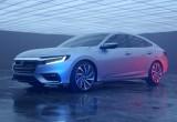 Honda trở lại với Insight mới