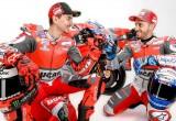 Ducati Team giới thiệu xe đua MotoGP 2018