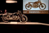 Xe mô tô cổ có giá triệu đô