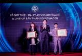 Đại lý 4S VW Autohaus chính thức hoạt động