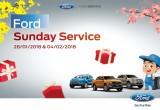 Ford Việt Nam ra mắt Ngày Chủ Nhật Dịch Vụ