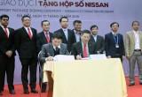 Nissan Việt Nam khởi động Chương trình Hỗ trợ giáo dục