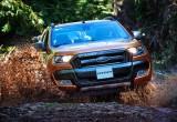 Ford Ranger lập kỷ lục chưa từng có