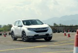 Honda CR-V thế hệ mới có giá từ 1 tỷ 136 triệu đồng