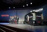 Toyota e-Palette: Concept tới từ tương lai