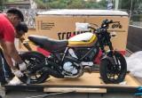 Ducati Scrambler Mach 2.0 đầu tiên tại Việt Nam