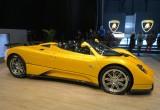 Pagani có doanh số siêu xe kỷ lục trong 2017