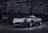 Tái sản xuất mẫu xe đua huyền thoại Jaguar D-type