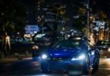 Siêu xe thể thao Lexus LC500 kết hợp hoàn hảo với Black Panther