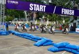 Giải đua Yamaha GP 2018 tại SVĐ Phú Thọ – Chưa cuốn hút người xem