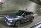 Hyundai trình diễn mẫu xe điện sử dụng pin nhiên liệu tự lái đầu tiên trên thế giới