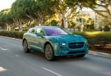 Jaguar I-Pace chạy điện sắp ra mắt
