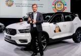 """Volvo XC40 đoạt giải thưởng """"Xe Châu Âu của năm 2018″"""