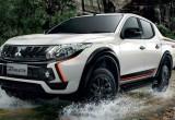 Mitsubishi Triton bản đặc biệt Athlete đầy phong cách