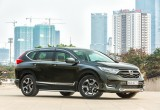 Honda CR-V bán chạy nhất tháng 01/2019