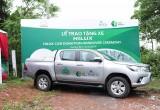 Toyota hỗ trợ bảo tồn thiên nhiên ở Việt Nam
