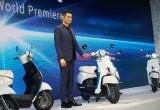 KYMCO IONEX – Công nghệ tiên phong cho xe tay ga điện