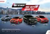 Khởi đầu giấc mơ năm 2018: Honda CR-V nhập khẩu giá từ 958 triệu VNĐ