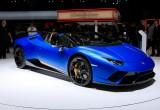 Lamborghini ra mắt Huracan Performante Spyder đầy cuốn hút