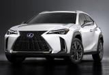 Lexus UX chính thức ra mắt toàn cầu