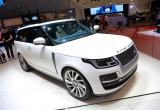 Range Rover SV Coupe nổi bật tại Geneva